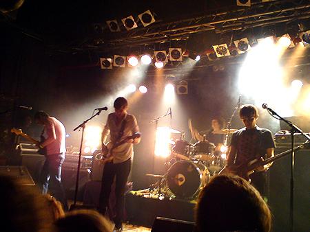 Tocotronic live im Übel & Gefährlich - Hamburg, 23.01.2010 (Foto: Caries Föhn)