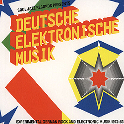 Deutsche Elektronische Musik - Experimental German Rock And Electronic Musik 1972 - 1982