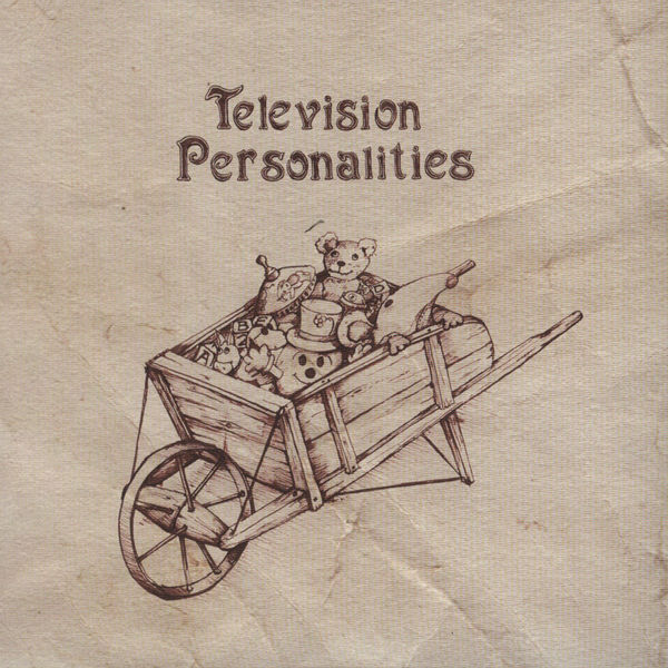 Television Personalities - She's My Yoko / The Girl From Nowhere 7""