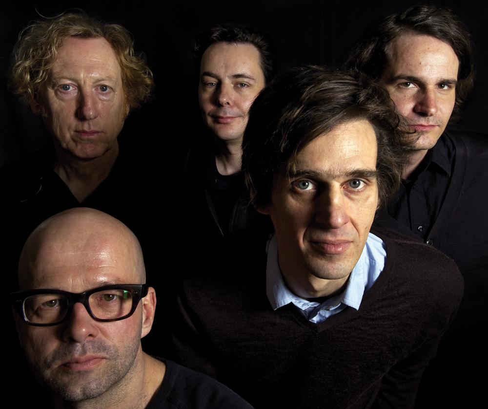 Mutter in der Besetzung 2010: Harry F. Coltello, Tom Scheutzlich, Michael Fröhlich, Florian Koerner von Gustorf, Max Müller