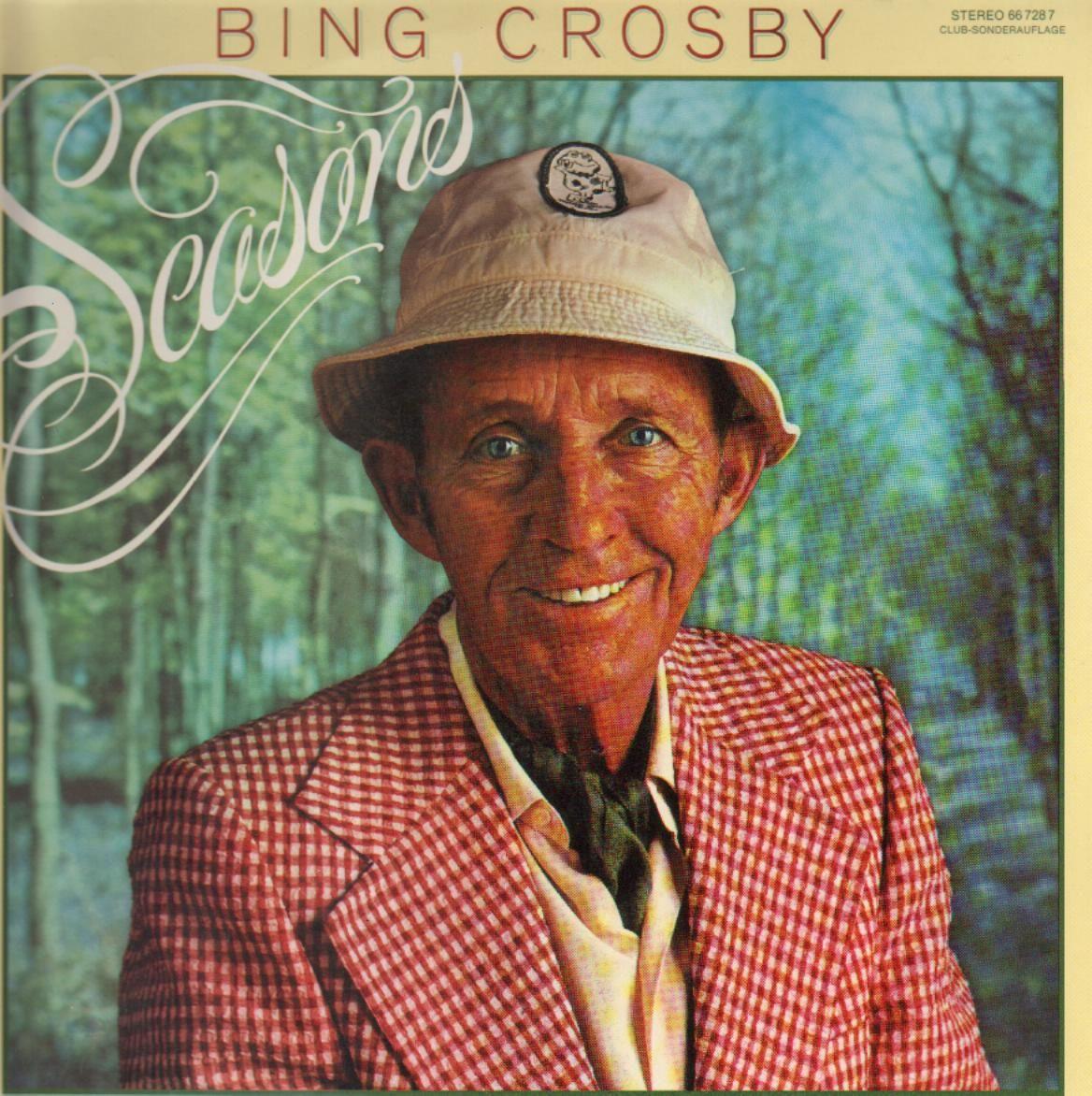 """Bing Crosby - """"Seasons"""""""