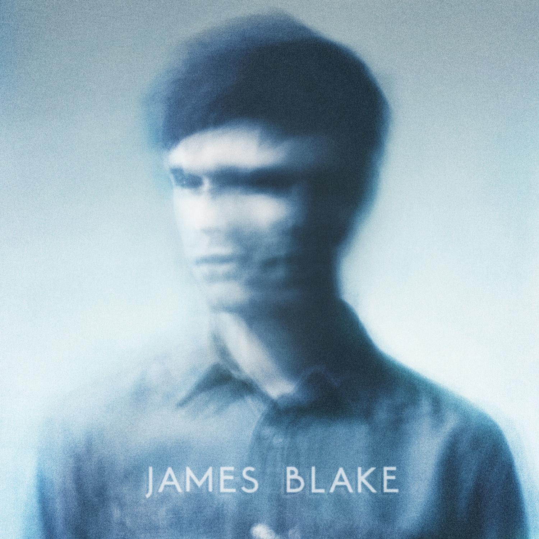 "Selbstportrait als Albumcover: James Blake - ""James Blake"", 2011"