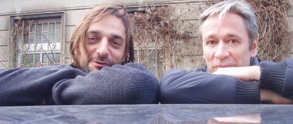Ricardo Villalobos und Max Loderbauer (Foto: Stefan Stern / ECM Records)