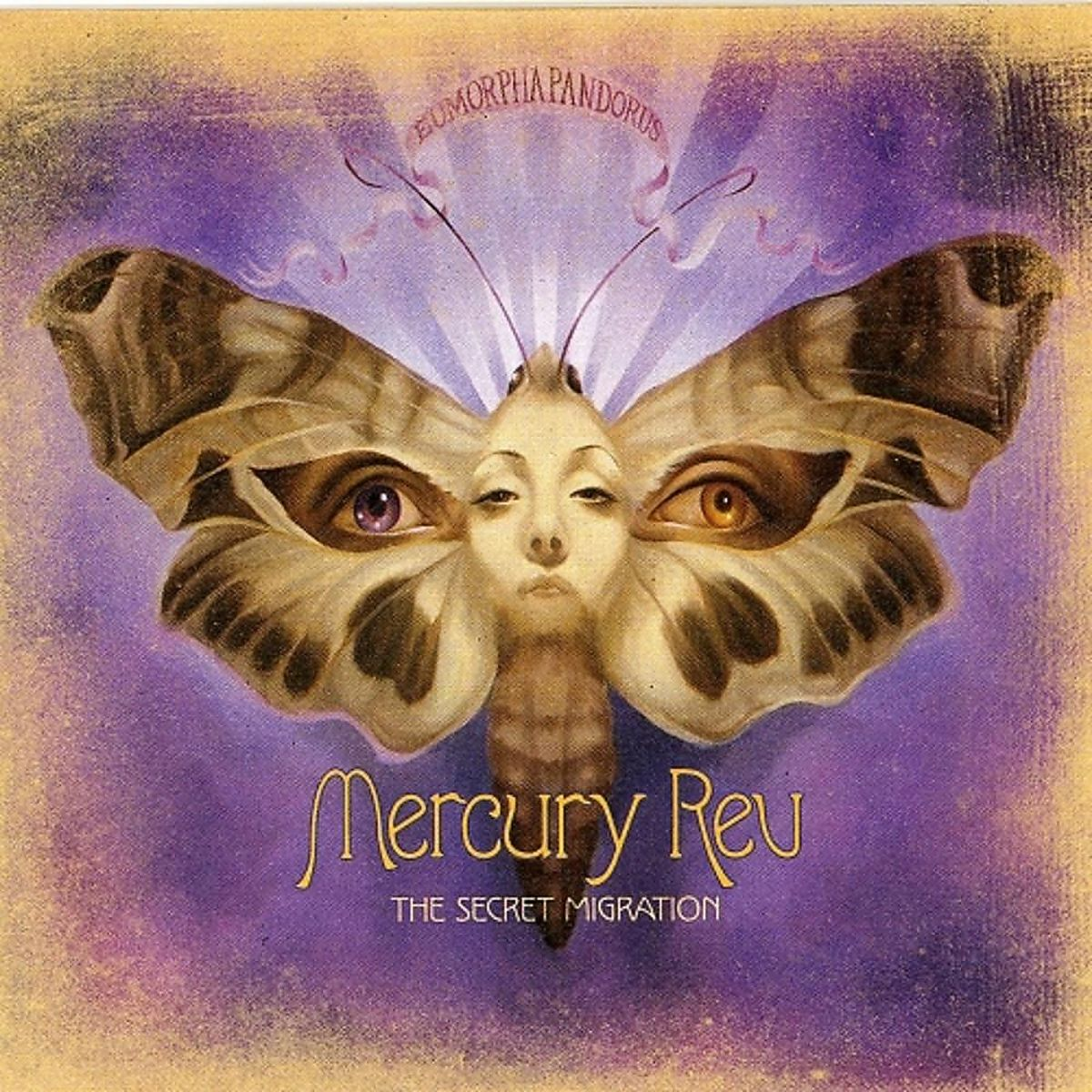 "Mercury Rev - ""The Secret Migration"" (2005, V2)"