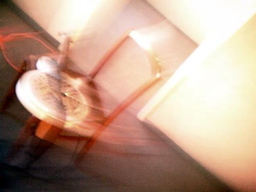 Huey Walkers Gitarre im Schaufensterschau-Projekt