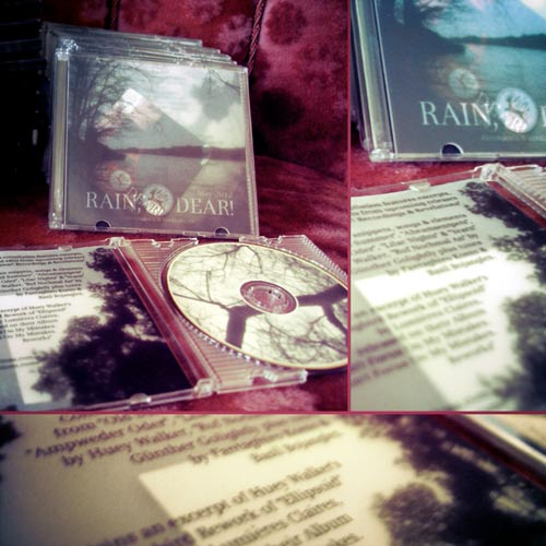 Neue CDs aus dem Hause Rain, Dear! Recordings & Revelations
