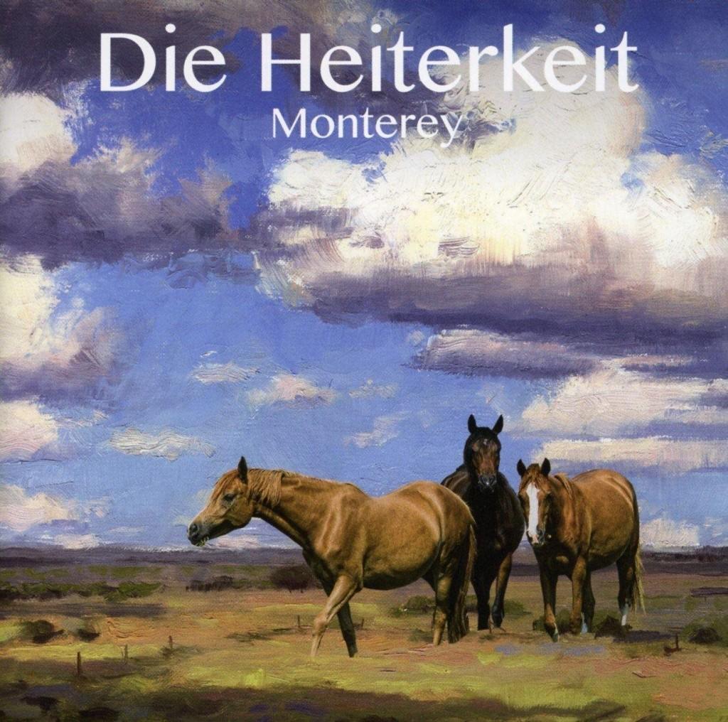 """Die Heiterkeit - """"Monterey"""", Cover"""