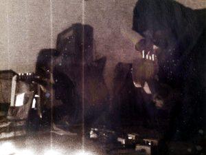 Huey Walker & Bassbees at Art Cube, Jan 2013 (Original-Photo: Fleischervorstadt-Blog)