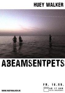 Huey Walker - Abeamsentpets (Plakat 2)