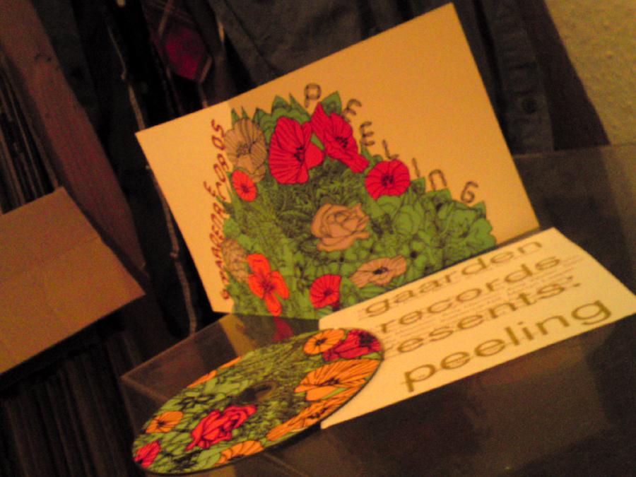 Peeling, Gaarden Records, Eluvium, Et Ret, Matthew Robert Cooper