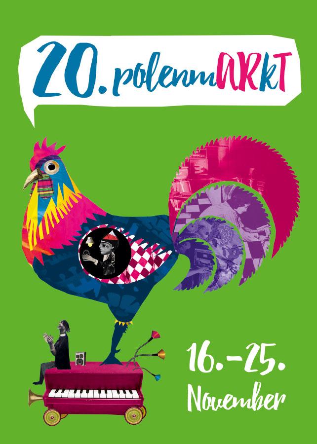 20. PolenmARkT - Flyer