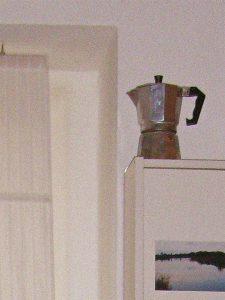Küche in Greifswald, Mitte 2000er