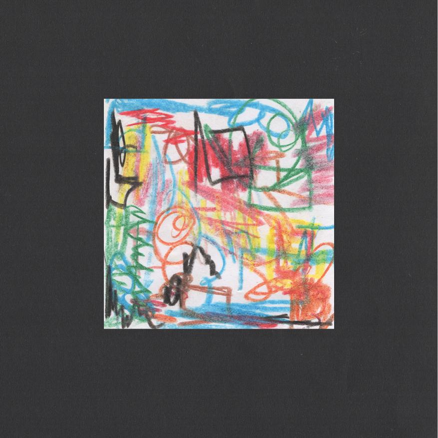 "Huey Walker - ""Hurley Wakes"", pc. 065 (8 x 8 cm, 2019)"