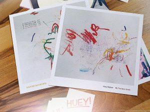 Huey Walker - By The Gony State (Rakkoon Recordings, 2019)
