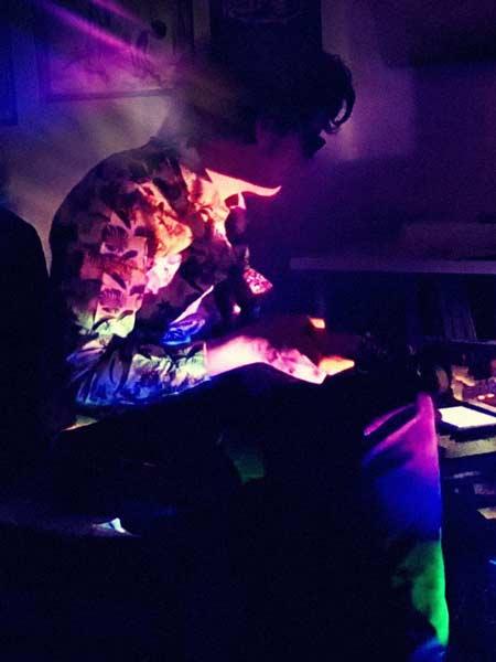 Hurley Wake live at PolenmARkT Festival 2019