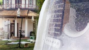"""Huey Walker tritt beim Aquanostra Wasserfest am 08. Juni 2018 wieder mit """"Droops"""" auf."""