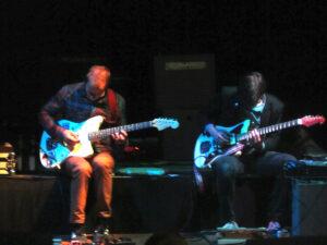 The Kanadagans live beim StadtImPuls, 16.06.2015 (Photo: Jockel Schmidt / Fleischervorstadt-Blog)