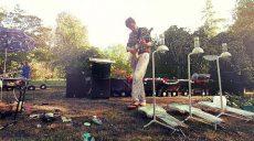 Huey Walker live at Arboretum Greifswald, August 24th 2019