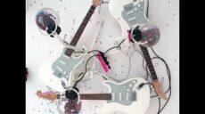 """Huey Walker - """"fünftausend bimmeln"""" - Installation View"""
